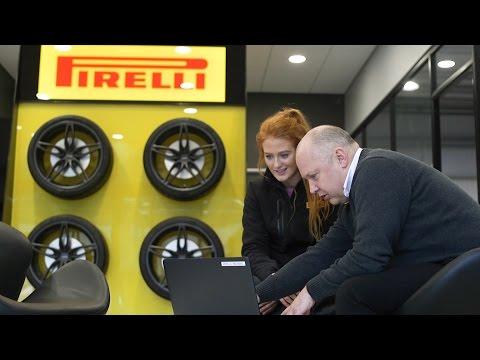 Internship – Pirelli Tyres Ltd