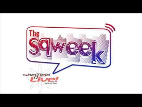 The Sqweek! Now on Sheffield Live radio!