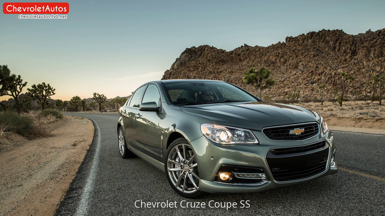 Chevrolet Cruze Coupe Ss Youtube
