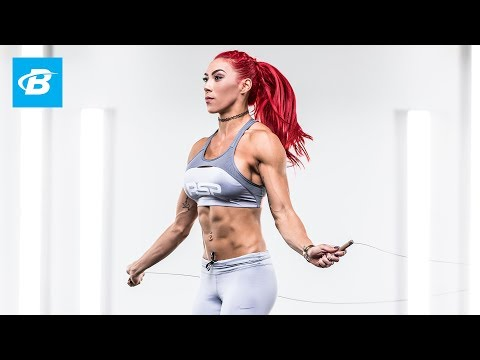 Open Format Friday At-Home HIIT Workout | FYR: Hannah Eden's 30 Day Fitness Plan by RSP