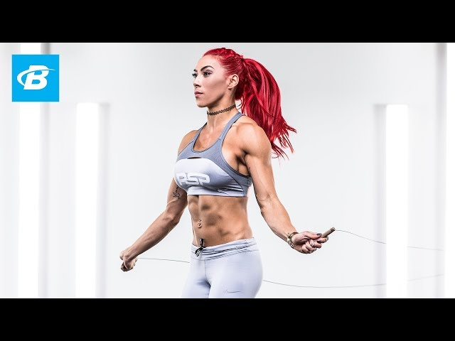 Open Format Friday At-Home HIIT Workout | FYR: Hannah Edens 30 Day Fitness Plan by RSP