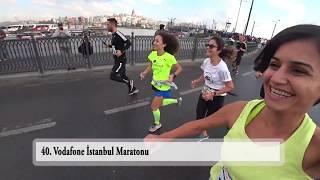 40. Vodafone Istanbul Maratonu 2018