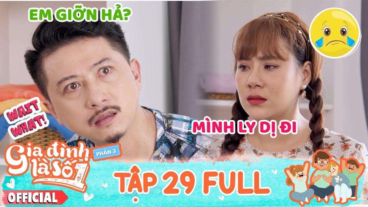 Gia đình là số 1 Phần 3 | Tập 29 Full: Phim Gia Đình Việt hay nhất 2020 - Phim Tình cảm Hài HTV7