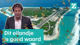 Dit eilandje is van onschatbare waarde voor Japan - RTL Z NIEUWS