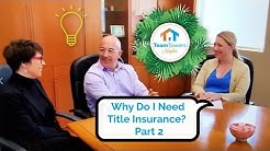 Why Do I Need Title Insurance Part 2 👍🏡#teamtowersnaples