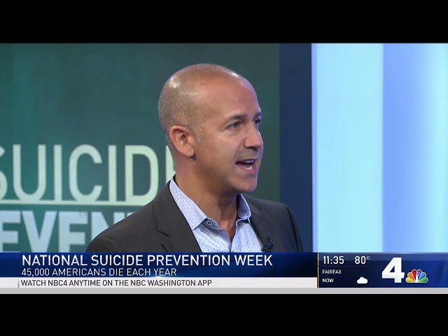 NBC4 - What You Need to Know About Suicide Prevention
