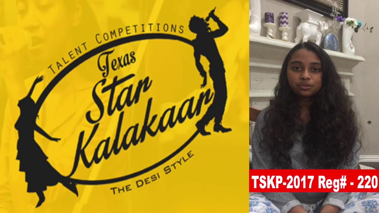 Reg# TSK2017P220- Texas Star Kalakaar 2017