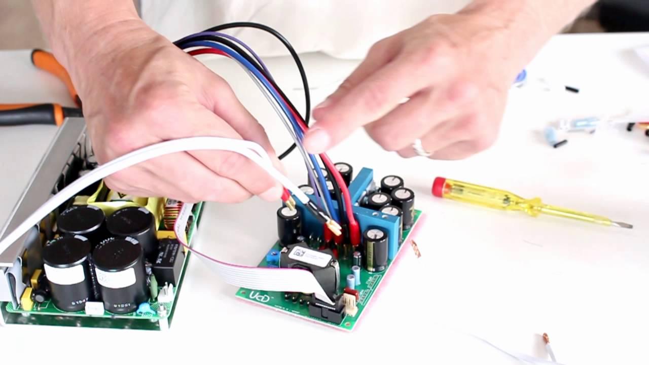 Hypex Class D Amplifier til aktive subwoofer og højttalere