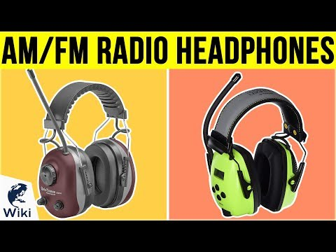 10-best-am/fm-radio-headphones-2019