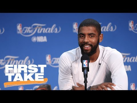 First Take Reacts To Kyrie Irving Trade Request | First Take | ESPN