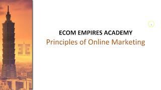 Principles of Online Marketing