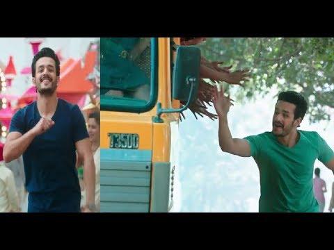 HELLO! Title wedding song Trailer   Akhil Akkineni,Kalyani Priyadarshan