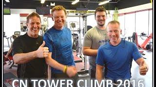 CN Tower Climb 2016