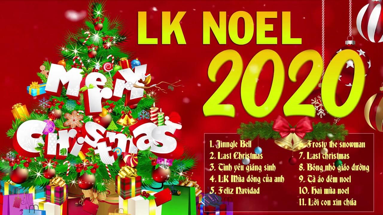 Nhạc Giáng Sinh Sôi Động 2020 – Liên Khúc Nhạc Noel Hải Ngoại ASIA Hay Nhất 2020 – Jingle Bells