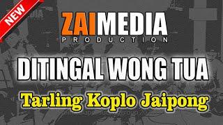 TARLING KOPLO JAIPONG DITINGGAL WONG TUA (COVER) Zaimedia Production Group Feat Nok Oom