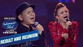 Bikin Baper! Padi Feat Rossa | RESULT & SUPER REUNION -Indonesian Idol 2021