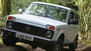Lada Niva Review 2018 Offroad