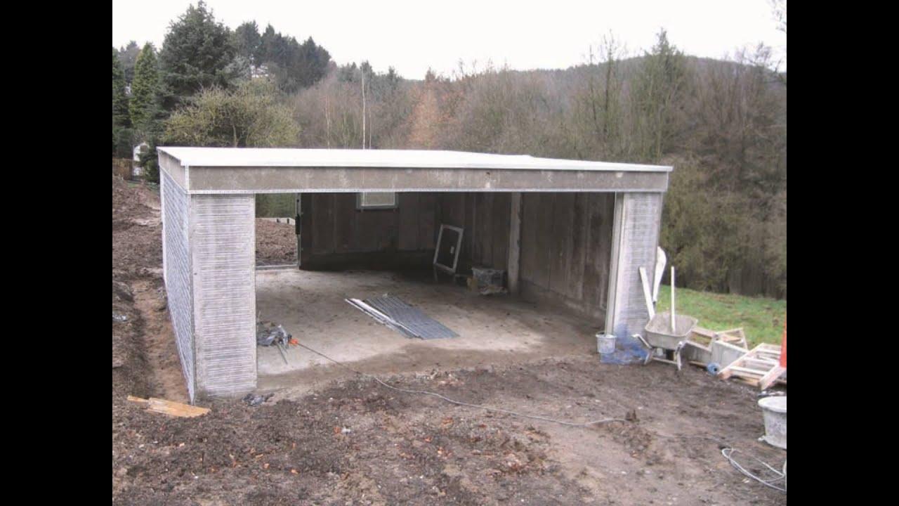Hoffmann-Fertiggaragen   kologischer Garagenbau aus ...