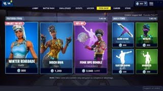 *NEW* FORTNITE ITEM SHOP COUNTDOWN! January 3rd & 4th New Skins! - Fortnite Battle Royale #itemshop