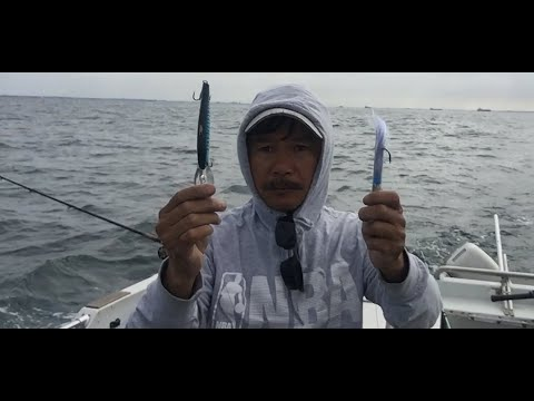 THE BEST LURES FOR TROLLING BARRACUDA & YELLOWTAIL MORE