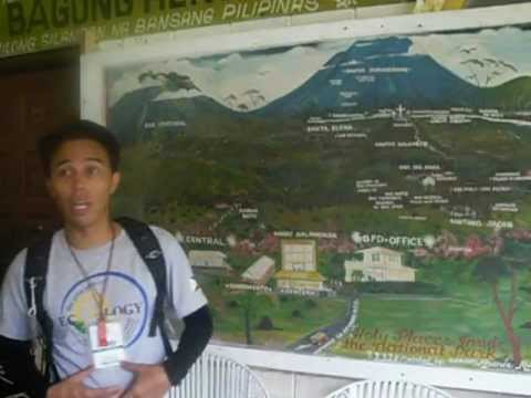 A trip to Banahaw(Mega Project)