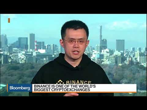 Binance CEO states they are growing fast & they will take the #1 spot!