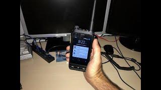 Ham Radio Smartphone, Boxchip S700A Battery Test