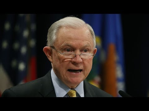 YOU will not BELIEVE what Jeff Sessions just said at his IMPORTANT Speech in New Mexico