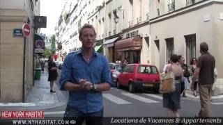 Paris, France - Visite Guidée du Quartier de l