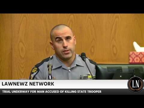 Joshua Gaspar Trial Day 1 Trooper Timothy Kay Testifies 07/26/17