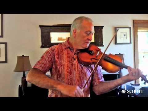 Scottish Fiddle Tunes - Bovaglie's Plaid - Schott World Music