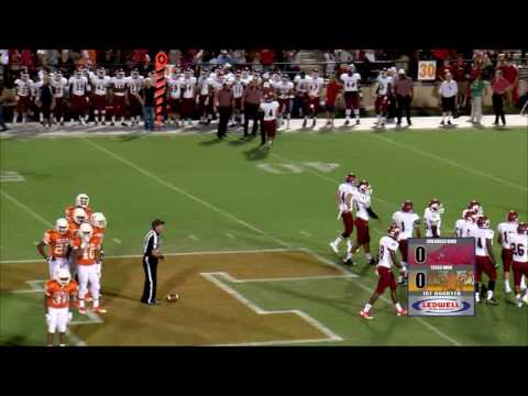 Texas High vs Arkansas High 2016 (KLFItv HD Full Broadcast)