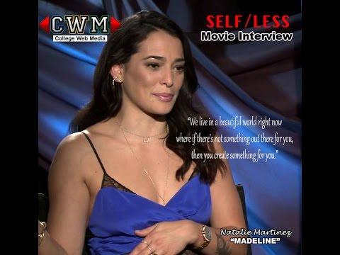 CWM Mentor Series: Natalie Martinez SELF LESS Movie Interview