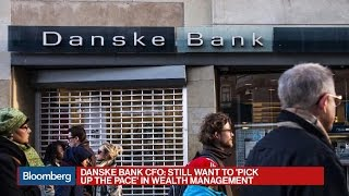 Danske Bank's CFO: We Are Very Confident in our Buyback