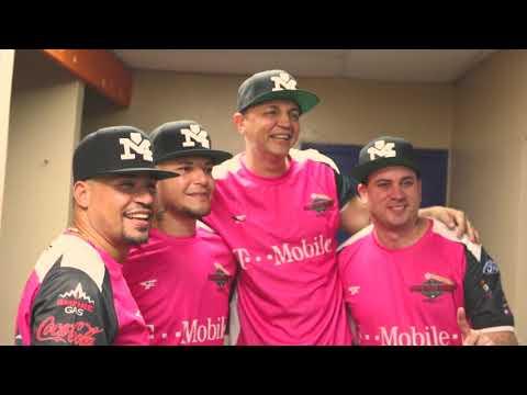 1st Yadier Molina Homerun Derby & Celebrity Softball Game   Highlights