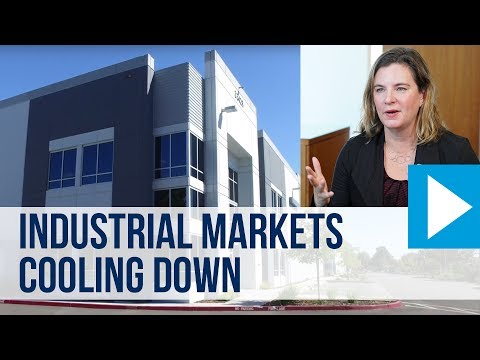 Scorching Industrial Markets Now Just 'Hot'