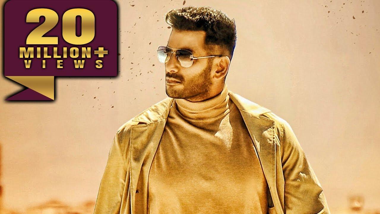 Action - Vishal Blockbuster Action Hindi Dubbed Movie l Tamannaah, Akanksha Puri, Aishwarya Lekshmi