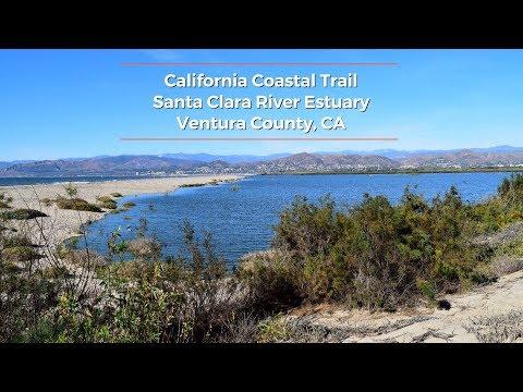 California Coastal Trail: Santa Clara River Estuary
