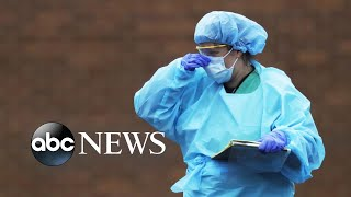 Doctor shares inside of 'ground zero' of US pandemic | WNT