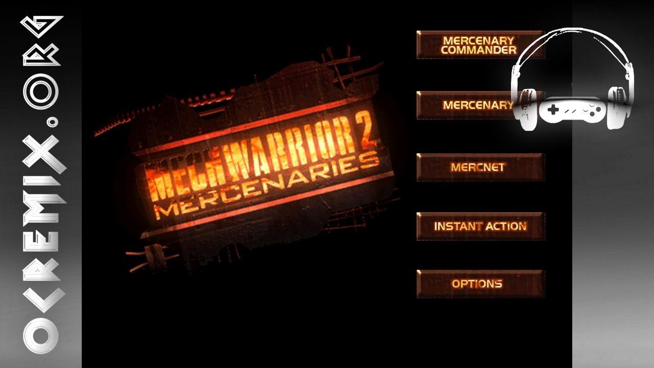 ReMix: MechWarrior 2: Mercenaries