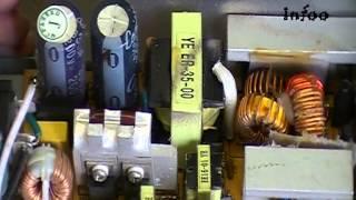 Ремонт мини ПК. Ремонтируем блок питания.