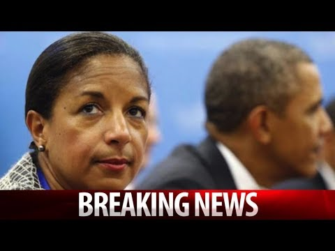 JUST IN! SUSAN RICE EXPOSED! LOOK WHAT SHE JUST DID TO GIVE OBAMA COVER!