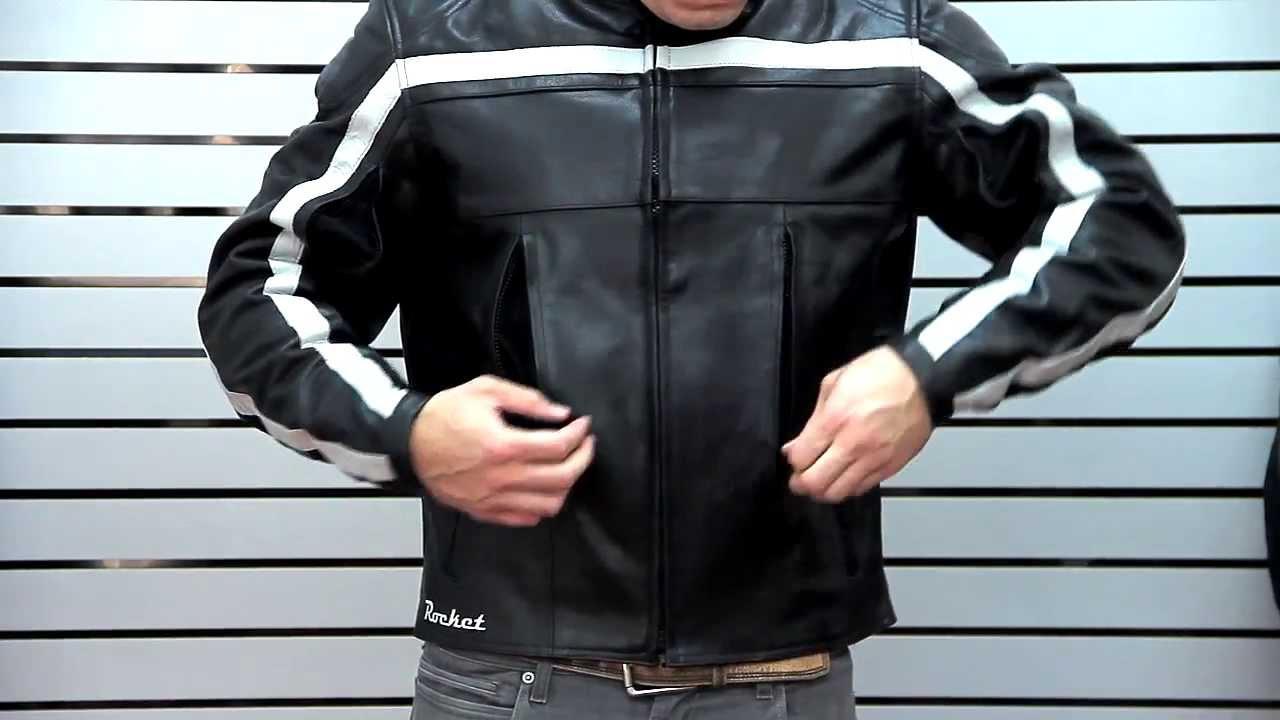 joe rocket men 39 s old school leather jacket at leatherup. Black Bedroom Furniture Sets. Home Design Ideas