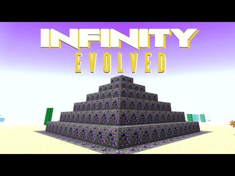 Minecraft Mods FTB Infinity Evolved - DRACONIUM ORE DIMLET [E52] (Modded Expert Mode)