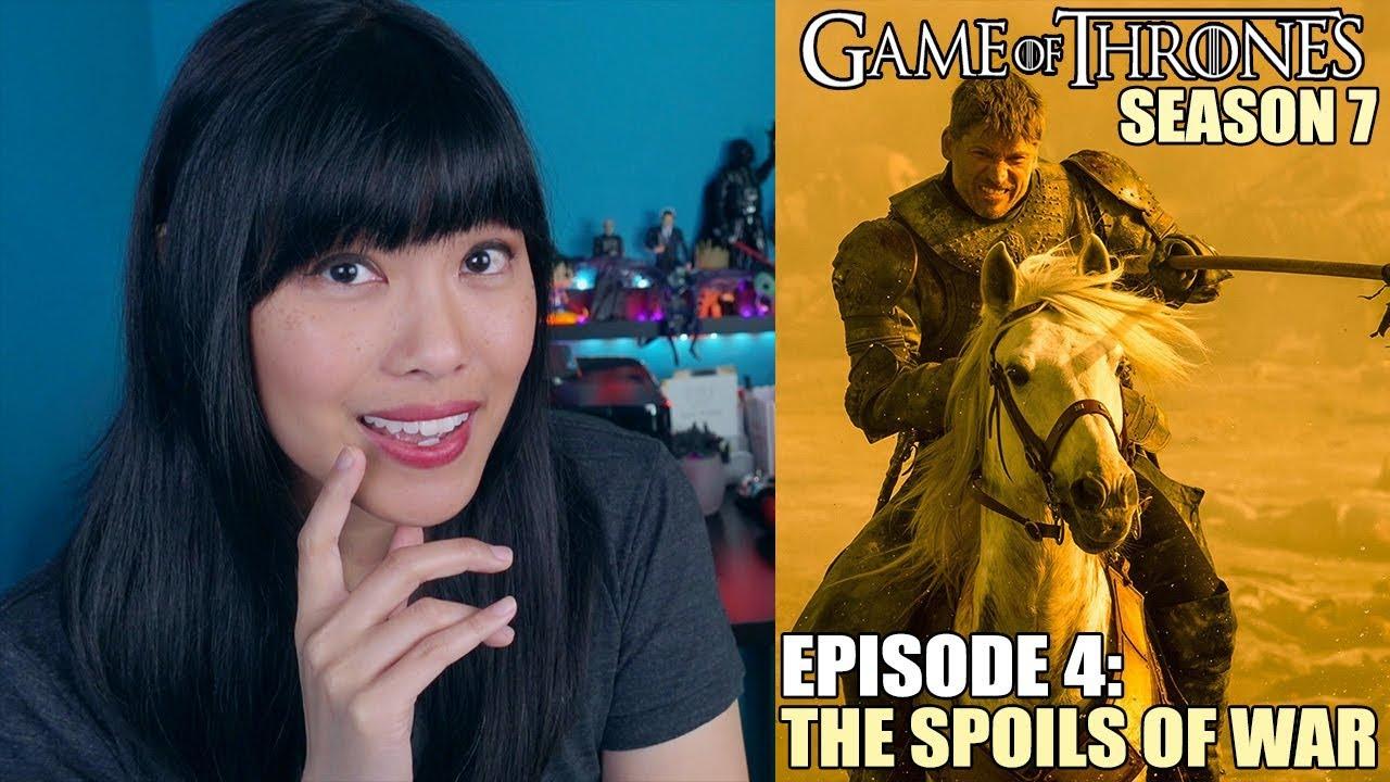 Download Game of Thrones Season 7 Episode 4: The Spoils of War | Spoiler Review