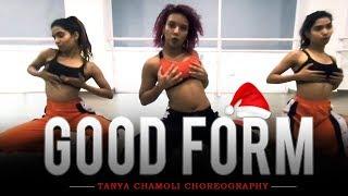 Good Form || Nicki Minaj ft. Lil Wayne || Christmas || Tanya Chamoli Choreography || Rush Twins