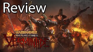 Warhammer End Times: Vermintide Xbox One X Gameplay Review