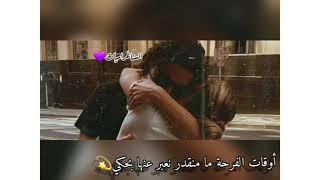 #نينا_عبدالملك ....حدا فجأة بيجي على حياتك 💜🍂