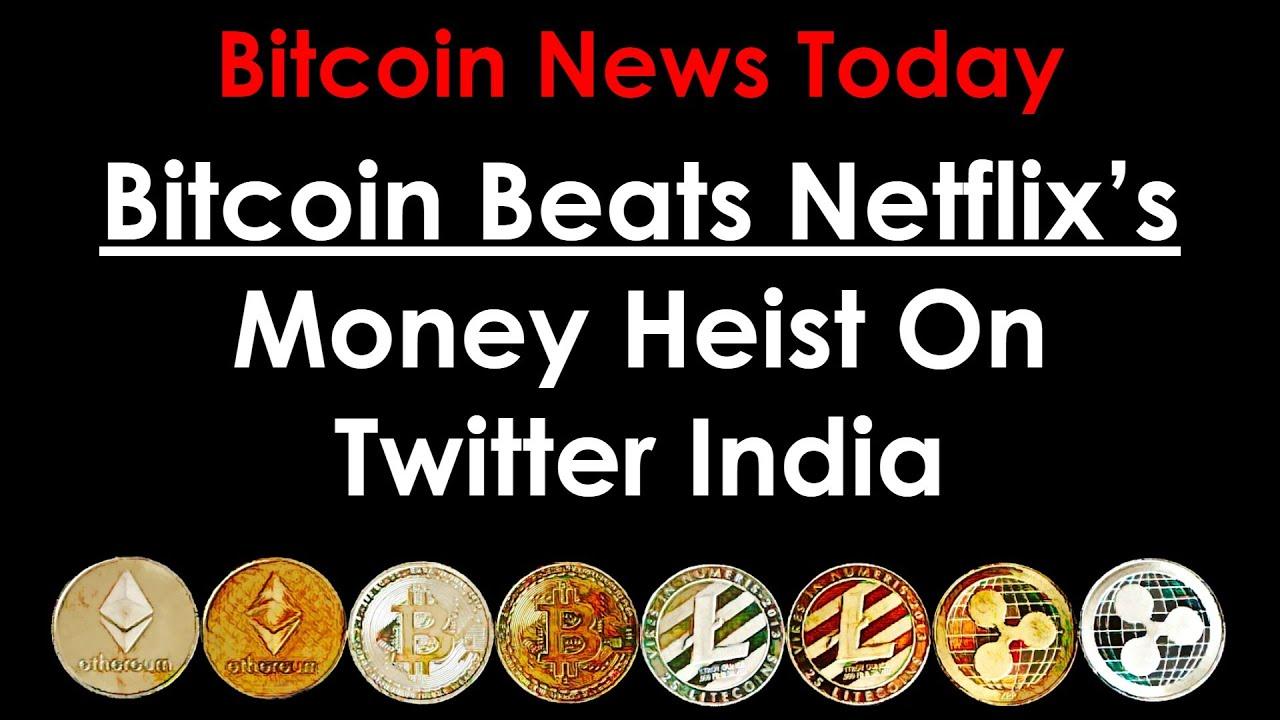 Bitcoin News Today 2020: Bitcoin Beats Netflix's Money ...