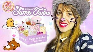 BOX DELLE MERAVIGLIE ❤ Rilakkuma, Sailor Moon, Sanrio e molto altro